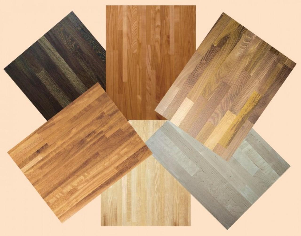 Onze producten massieve houtsoorten - Houtkleur zwart ...